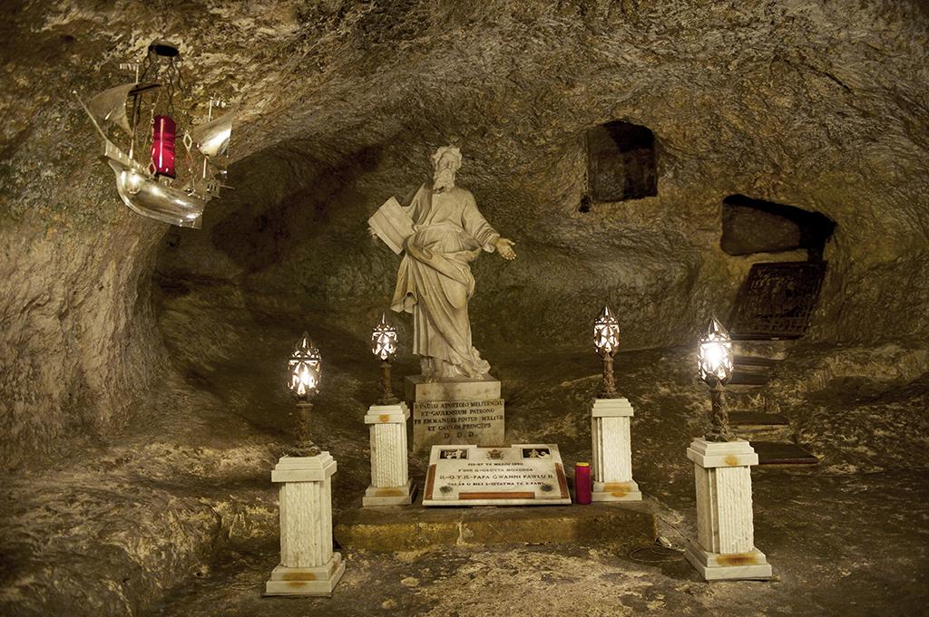 Malta – wyspa św. Pawła