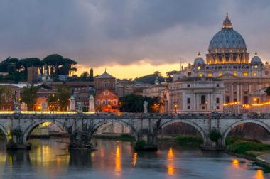 Rzym i Watykan – niezbędnik
