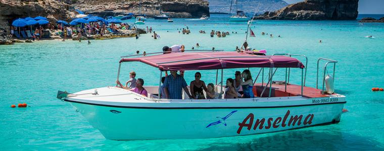 Rejsy po najpiękniejszych zatokach Malty