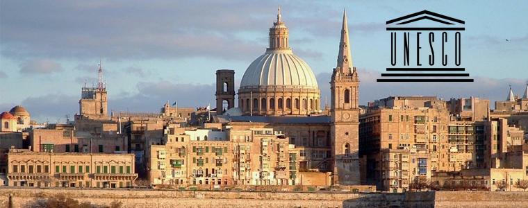 Obiekty z listy dziedzictwa UNESCO na Malcie
