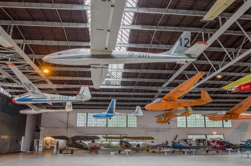 Muzeum Lotnictwa Polskiego w Krakowie zaprasza #zostańwdomu i zwiedzaj polskie muzea.