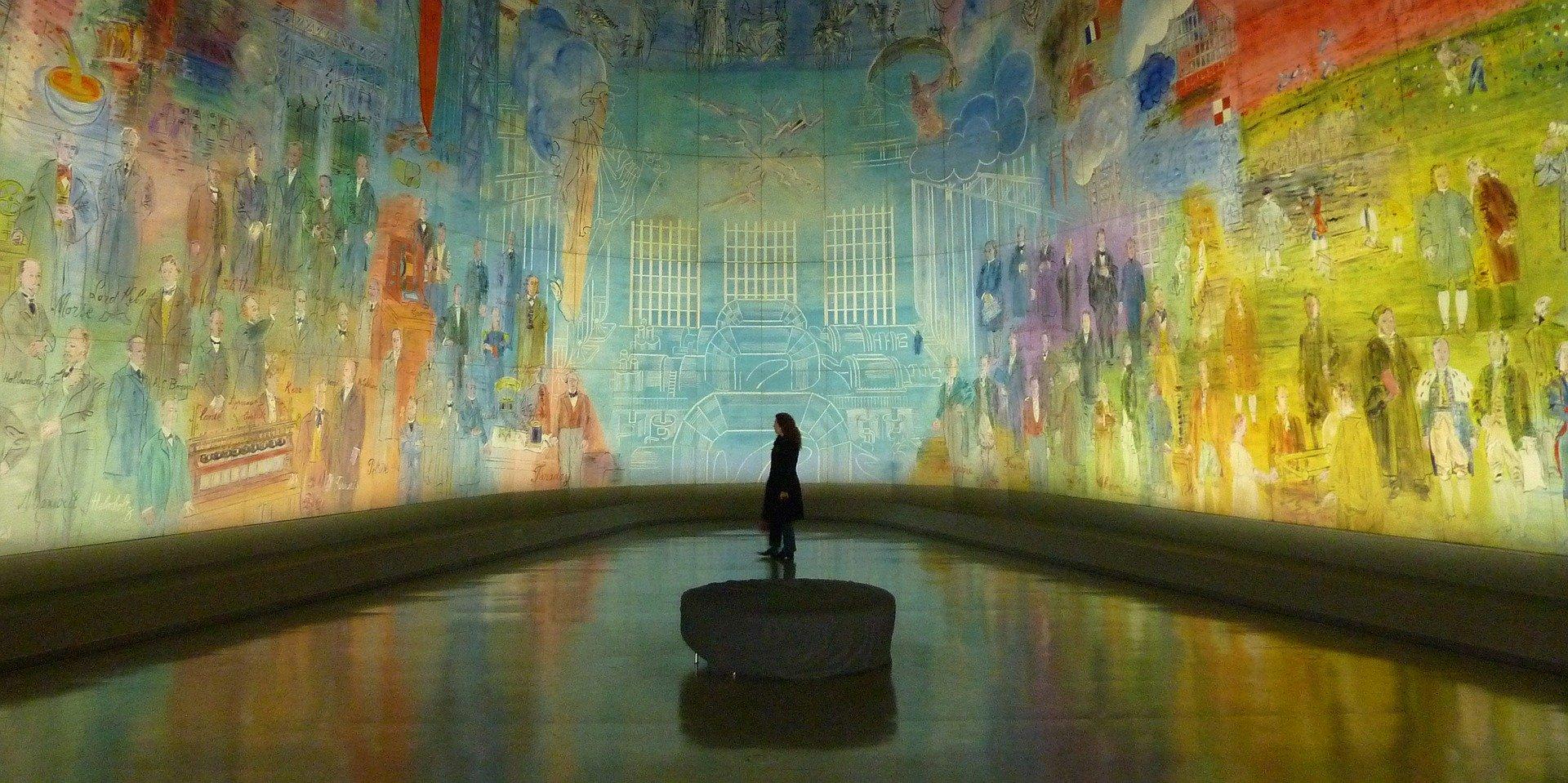 #Zostańwdomu i zwiedzaj najsłynniejsze muzea!
