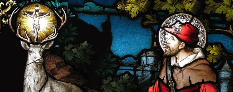 Święty Hubert – patron myśliwych