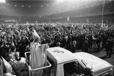 Dlaczego Jan Paweł II kochał sport ?