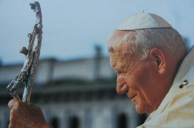 Jan Paweł II – pielgrzym
