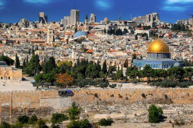 Mea Shearim – ortodoksyjna dzielnica Jerozolimy
