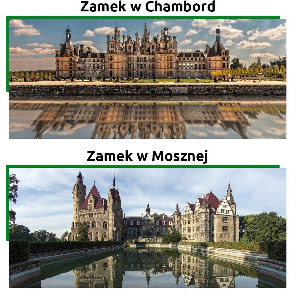 Zamki i pałace Dolnego Śląska zwane są polską Doliną Loary.