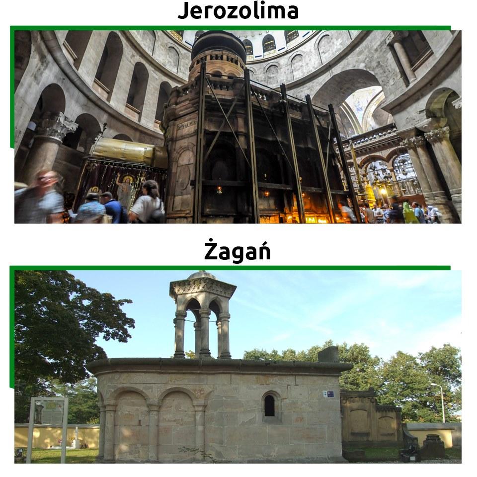 Mimo, że wizyta w Ziemi Świętej to niesamowite przeżycie duchowe to jednak w Polsce również znajdą się miejsca, gdzie możemy zobaczyć repliki Grobu Bożego.
