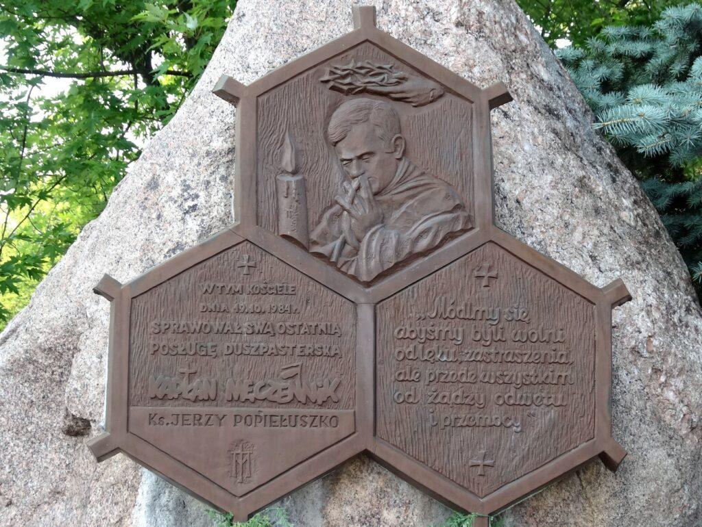 Błogosławiony Ksiądz Jerzy Popiełuszko sprawował swoją ostatnią posługę duszpasterską w parafii Polskich Braci Męczenników w Bydgoszczy