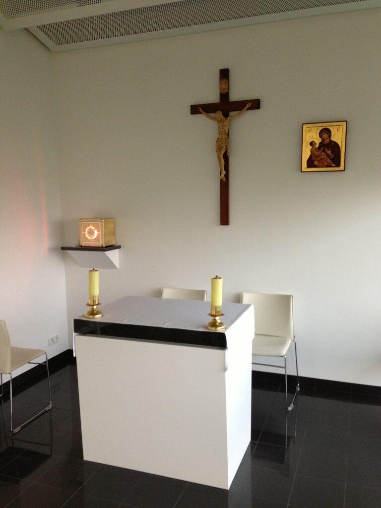 Polskie kaplice lotniskowe - kaplica na lotnisku w Lublinie