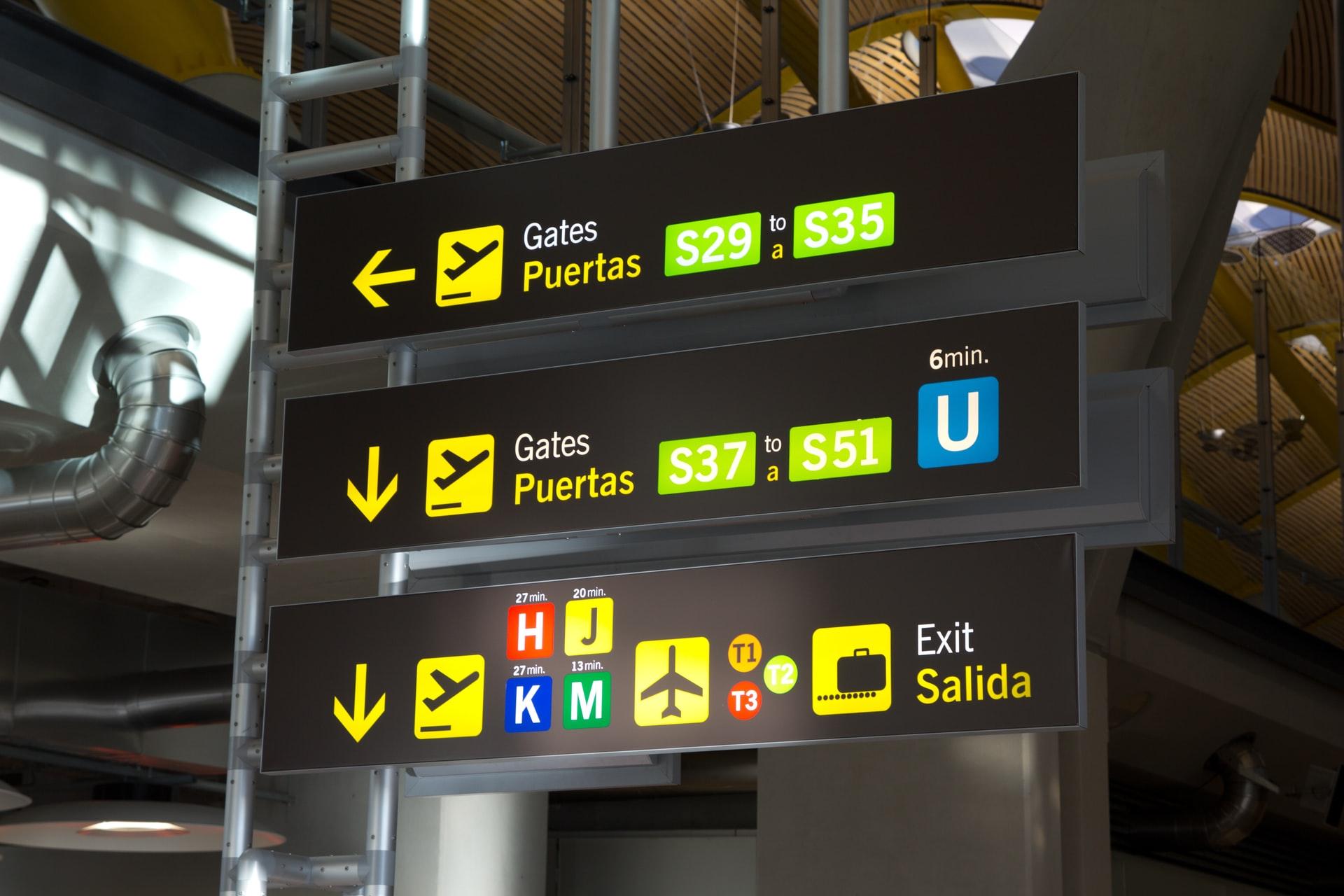 Kaplice lotniskowe – modlitwa bliżej nieba